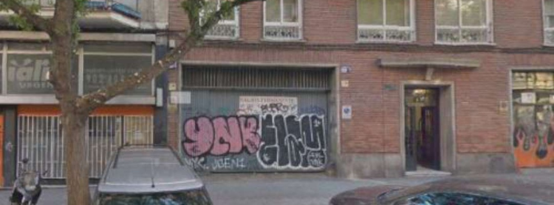 Madrid,Plaza Garaje,Cadarso,1405